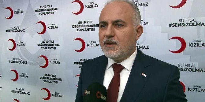 Kızılay Başkanı Dr. Kerem Kınık'tan plazma yöntemi ile ilgili önemli açıklama!