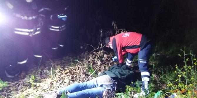 Aydın'da akıl almaz ölüm! 30 metrelik uçurumdan düştü