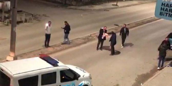 Elazığ'da kavga ihbarına giden polisler pastalı sürprizle karşılaştı!