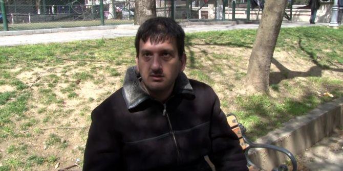 Polise ''can sıkıntısından'' parkta oturduğunu söyleyince cezayı yedi!