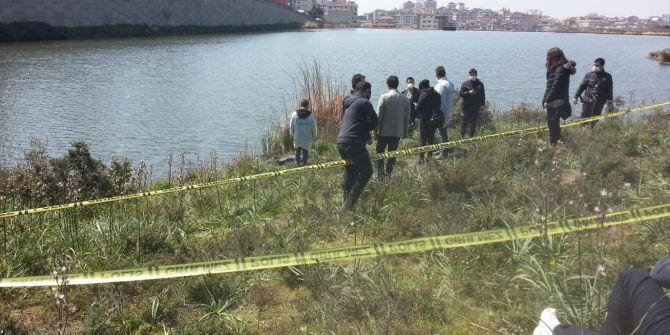 Maltepe'de eşiyle boşanma aşamasında olan adam gölete atlayıp intihar etti!