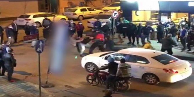 Sosyal medyaya trafik kazası, ''ekmek kavgası'' diye yansıtıldı!