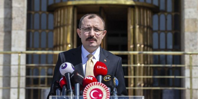 Başkanvekili Mehmet Muş, ekonomideki yeni koronavirüs önlemlerini açıkladı!