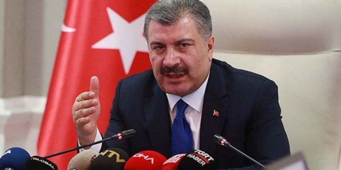 Sağlık Bakanı Koca, Türkiye'deki güncel koronavirüs haritasını açıkladı!