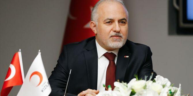 Kızılay Başkanı Kerem Kınık'tan Ramazan'a ilişkin açıklama