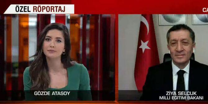 Milli Eğitim Bakanı Ziya Selçuk'tan telafi eğitim ve LGS ile ilgili açıklama!