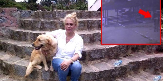 Gamze Pala'nın katilinin cinayet öncesi görüntüleri yayınlandı!