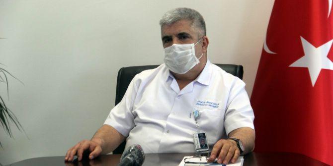 Prof. Dr. İlhami Çelik'ten koronavirüsün Türkiye'deki son durumuna ilişkin açıklama