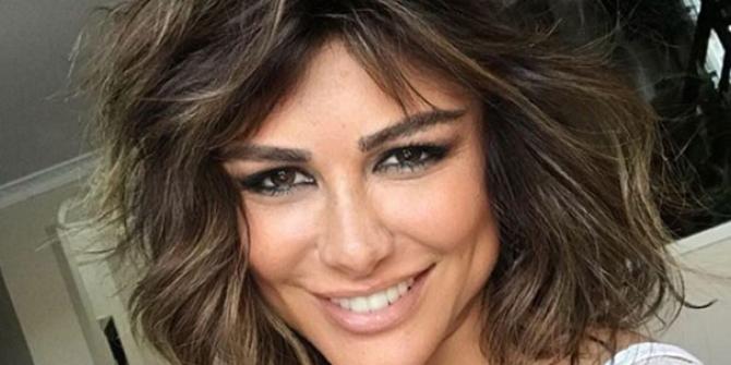 Hamdi Alkan'ın eşi Selen Görgüzel'in dans videosu