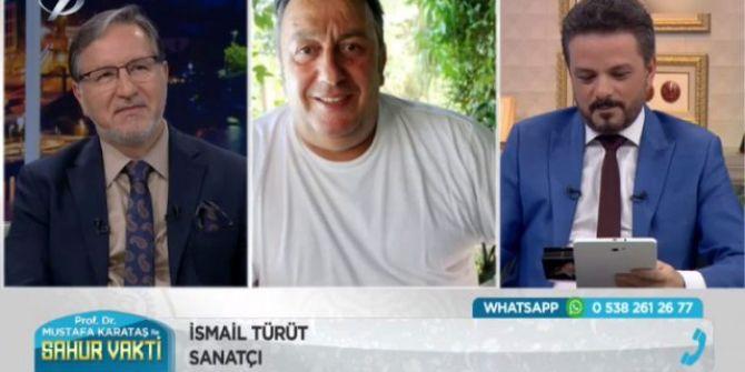 İsmail Türüt'ten CHP ile ilgili açıklama: 'Başımızda olsalardı milletin yarısı ölürdü'