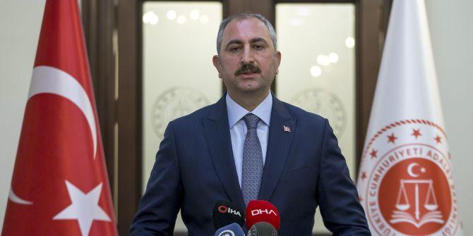 Adalet Bakanı Gül, koronavirüse yakalanan kişi sayısını açıkladı!
