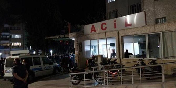 Manisa'daki ''zeytin fidanı kırma'' kavgasında bir kişi öldü!