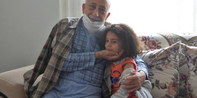 Kibarlığıyla tanınan Burhan amca, tedavisi için devletten yardım istedi