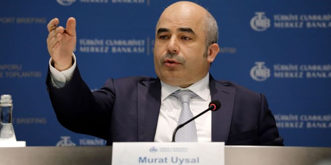 Merkez Bankası Başkanı Uysal, 2020-2021 enflasyon tahminlerini açıkladı!