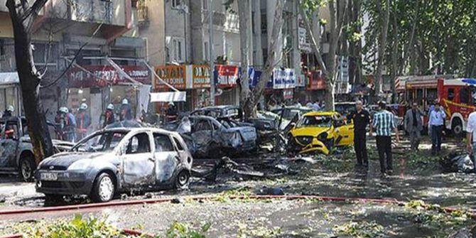 Ankara'daki bombalı saldırının faili olan terörist, Diyarbakır'da yakalandı!