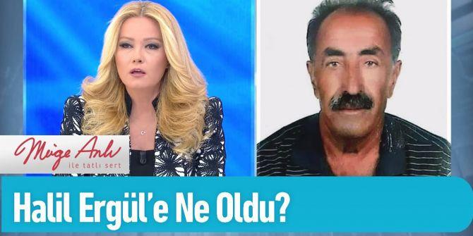 Halil Ergül olayında yeni gelişme! Erzincan'da bulunan ceset Halil Ergül'ün mü?