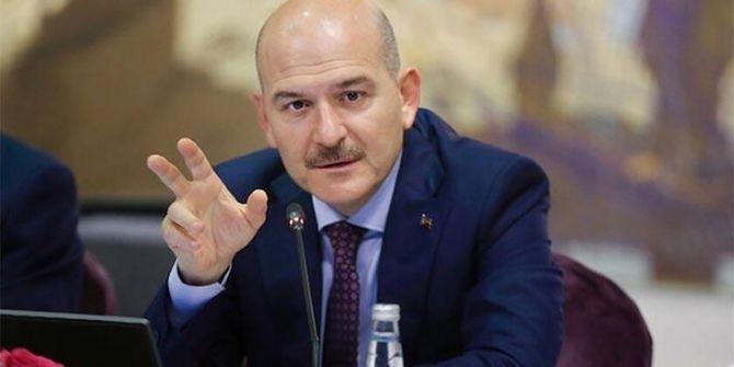 Süleyman Soylu'dan koronavirüsle ilgili kritik açıklama: ''Genel yayılımı bitti''