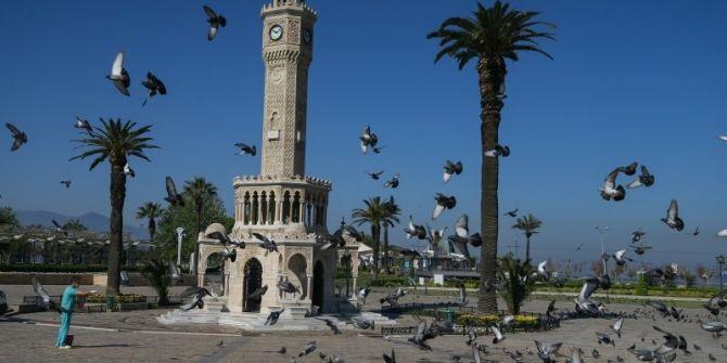 İzmir'de 3 günlük sokağa çıkma kısıtlamasında sonuç: ''1476 kişiye para cezası''