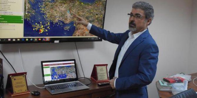 Prof. Dr. Hasan Sözbilir'den açıkladı: