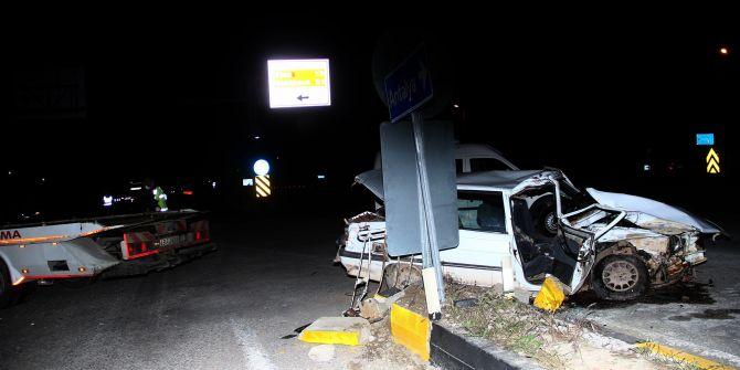 Muğla'da korkunç kaza! 2 kişi hayatını kaybetti
