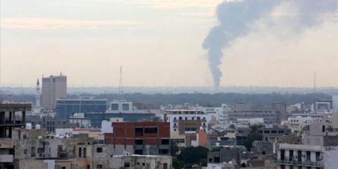 Libya'da Türkiye Büyükelçiliği bölgesine saldırı: 3 ölü 4 yaralı