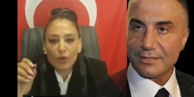 Güniz Akkuş'tan Sedat Peker'e sert sözler: ''Delikanlı gibi karşıma çık''