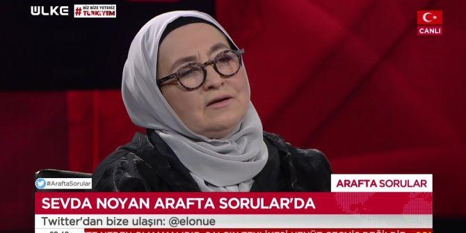 Sevda Noyan'dan komşularına tehditkâr sözler: ''Bizim aile 50 kişiyi götürür''