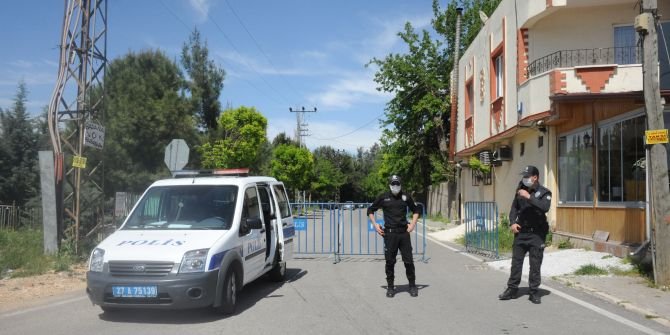 Gaziantep de 1 kişiden dolayı 6 bin nüfuslu mahalle karantinada!