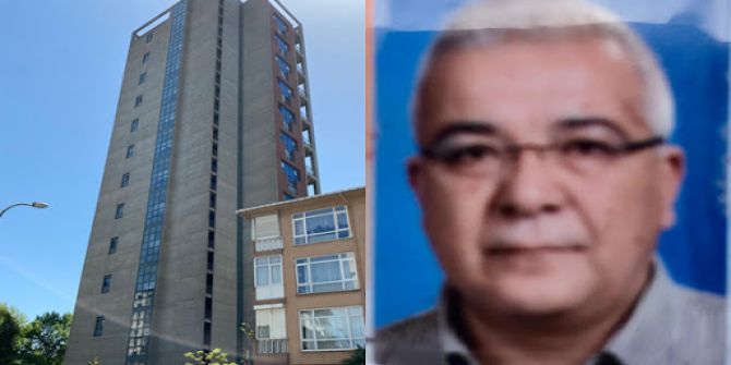 Kadıköy^de intihar vakası! İş adamı lüks rezidanstaki dairesinde kafasına sıktı
