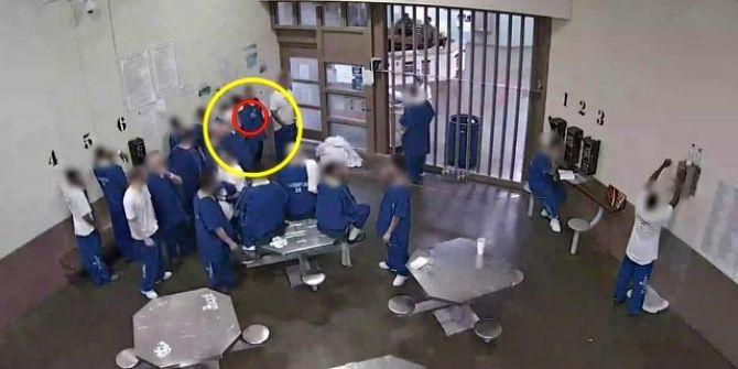 ABD'de 21 mahkumun erken tahliye olmak için bulduğu çözüm görenleri şaşırttı!