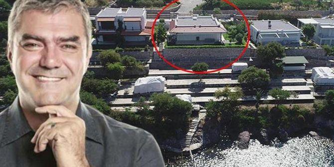 Yılmaz Özdil'in villasında yıkımı durdurma kararı verildi!