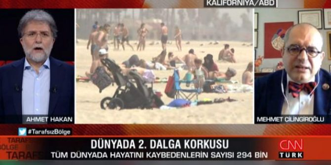 Ahmet Hakan'dan argo konuşan Mehmet Çilingiroğlu'na uyarı! 'O kelimeleri kullanmayalım'