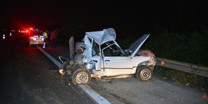 Adana'da korkunç tır kazası! Anne, araçtan fırlayarak hayatını kaybetti