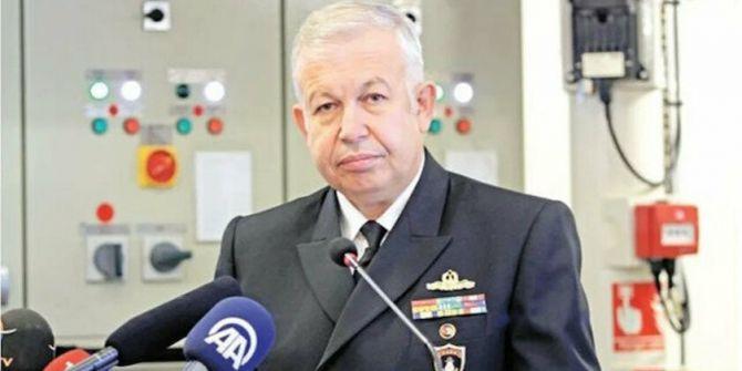 Tümamiral Cihat Yaycı görevinden istifa etti!