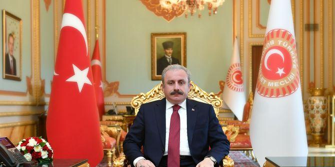 TBMM Başkanı Mustafa Şentop 19 Mayıs mesajı yayınladı!