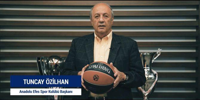 19 Mayıs'ta Anadolu Efes Spor Kulübü'nden özel video!