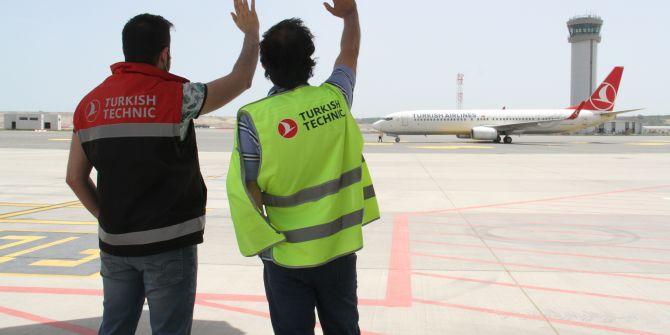 THY'den 19 Mayıs'ta Samsun'a özel uçuş gerçekleşti!
