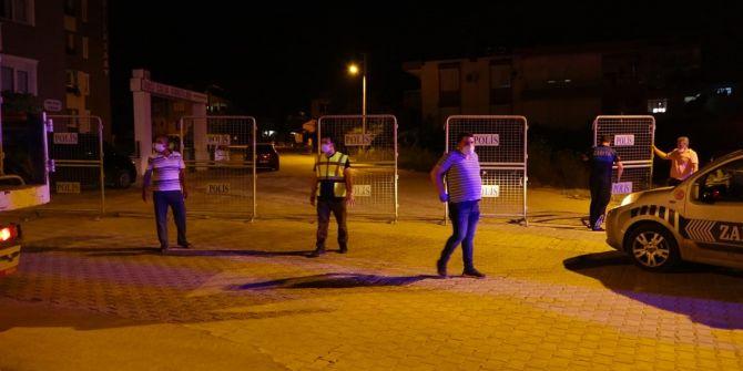 Antalya'da koronavirüslü sayısı artınca bir mahalle komple karantinaya alındı!