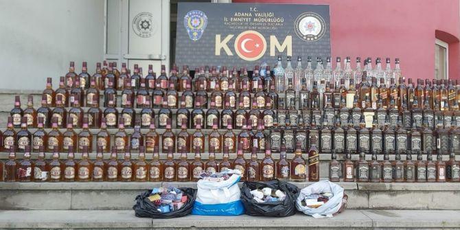 Adana'da dev kaçakçılık operasyonu!