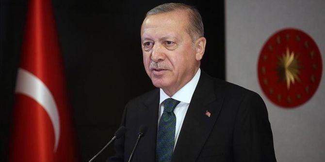 Cumhurbaşkanı Erdoğan Ramazan Bayramı mesajı yayınladı!