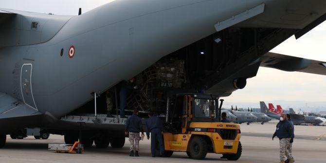 Türkiye'den Çad'a tıbbi malzeme yardımı yapıldı!