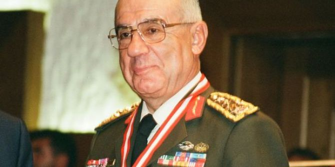 Eski Genelkurmay Başkanı Orgeneral İsmail Hakkı Karadayı hayatını kaybetti!