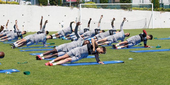 Trabzonspor Süper Lig hazırlıklarına devam ediyor!