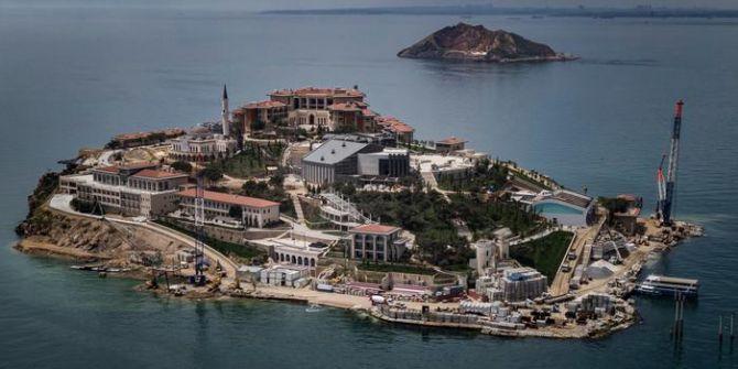 Demokrasi ve Özgürlükler Adası olan ''Yassı Ada'' açılıyor!