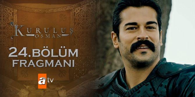 Kuruluş Osman 24. bölüm fragmanı yayınlandı | Devletin kuruluşu ilan ediliyor!
