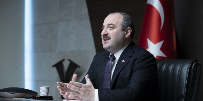 Bakan Varank'tan Türkiye ekonomisi ile ilgili önemli açıklama!