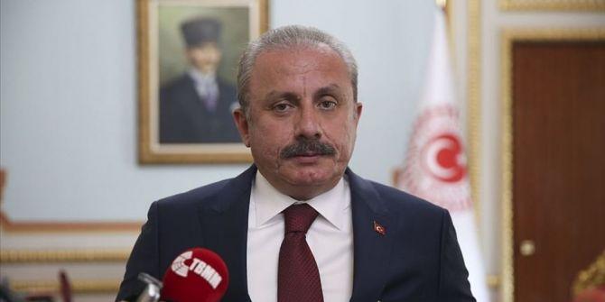TBMM Başkanı Mustafa Şentop'tan cuma namazı sonrası açıklama!