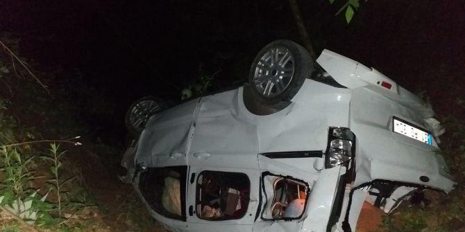 Hatay'da korkunç kaza! 3 ölü,4 yaralı