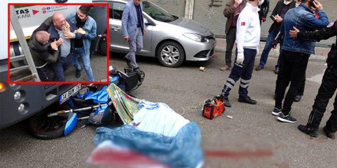 Samsun'da 21 yaşındaki genç, yol ortasında infaz edildi!