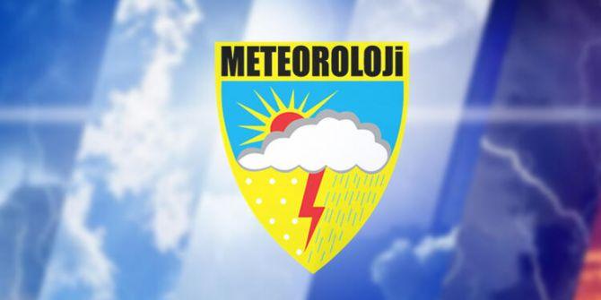 Hava durumu 1- 2 - 3 Haziran 2020 Sağanak ve dolu geliyor!
